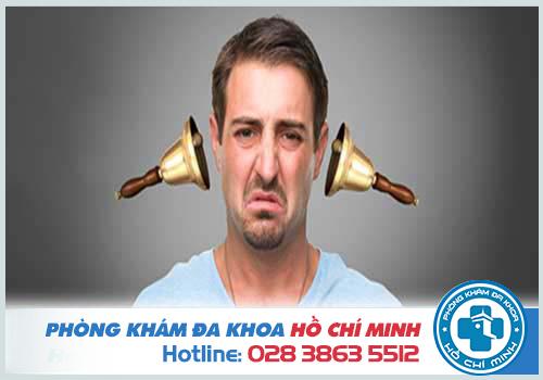 Bệnh ù tai có thể gây ra bởi bệnh lý nguy hiểm