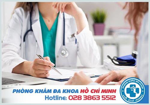 phòng khám TPHCM là địa chỉ chữa tắc vòi trứng tốt và uy tín nhất