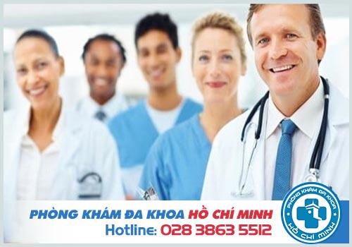 Địa chỉ khám chữa tinh trùng yếu ở đâu tốt nhất TPHCM