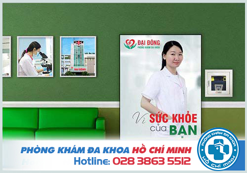 Phòng khám Đa khoa Đại Đông khám chữa bệnh nứt kẽ hậu môn hiệu quả