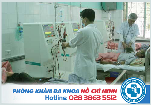 Danh sách các bệnh viện lớn ở thành phố Hồ Chí Minh