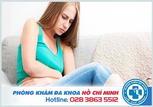 Đau bụng dưới âm ỉ kéo dài có thể gặp nhiều bệnh