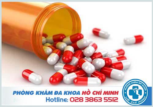 Điều trị đau hậu môn khi ngồi bằng thuốc