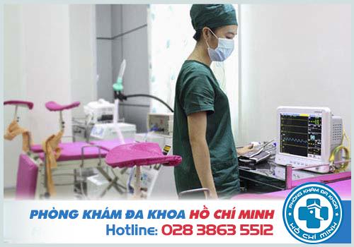 Phòng khám Đa khoa Đại Đông khám chữa bệnh hiệu quả