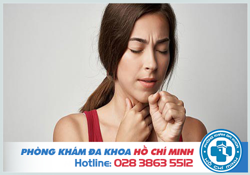 Đau rát họng kéo dài còn là biểu hiện của nhiều bệnh