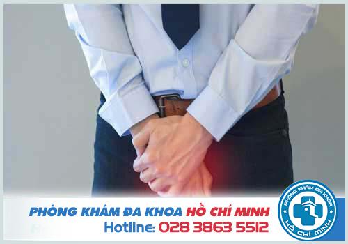 Nguyên nhân gây ra đau tinh hoàn ở nam giới