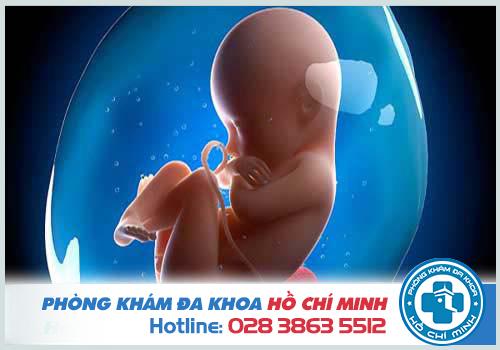 Bệnh lậu có khả năng lây nhiễm sang thai nhi