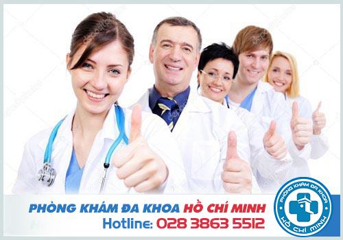 Địa chỉ chữa trị bệnh lậu uy tín nhất TPHCM