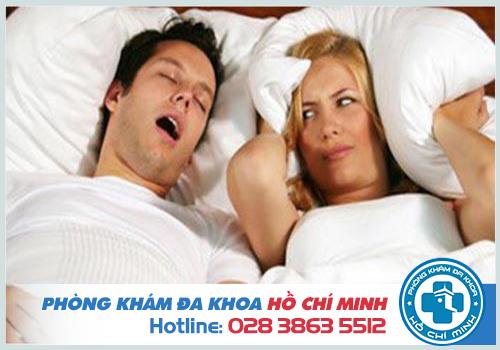 Đa Khoa Nam Bộ là địa chỉ chữa bệnh ngủ ngáy ở tại TPHCM tốt nhất