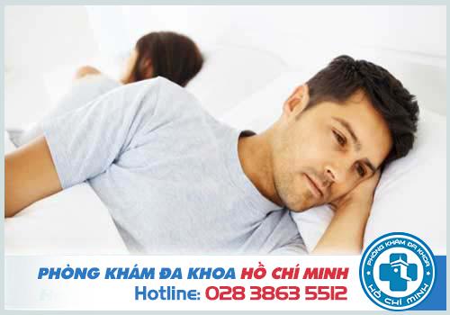 Xuất tinh sớm ảnh hưởng đến sức khỏe nam giới