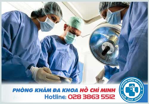 Phẫu thuật cắt trĩ tại đa khoa Đại Đông