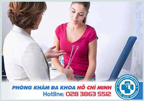 Đặt vòng tránh thai ở đâu uy tín TPHCM