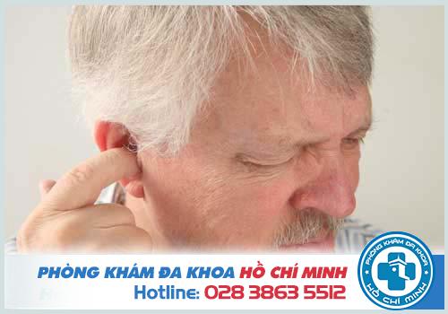 Địa chỉ điều trị viêm tai ngoài ở đâu tốt nhất TPHCM
