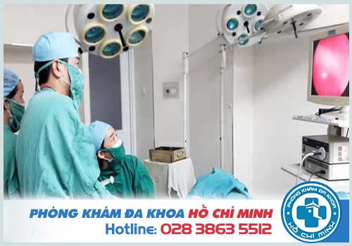 Địa chỉ khám và mổ u nang buồng trứng ở đâu tốt tại TPHCM
