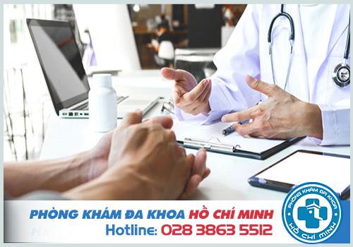 Địa chỉ khám xét nghiệm bệnh xã hội uy tín ở TPHCM dựa vào trình độ của bác sĩ
