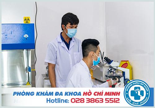 Đa khoa TPHCM là địa chỉ khám xét nghiệm bệnh xã hội ở TPHCM uy tín nhất