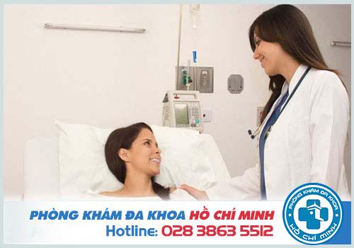 Phá thai an toàn ở quận Tân Bình