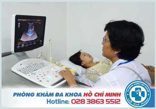 Hoạt động thăm khám trước khi tiến hành đình chỉ thai