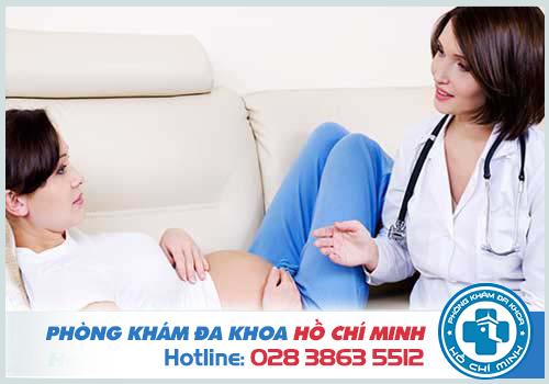 Địa chỉ phá thai ở quận 5, Tân Phú, Bình Chánh