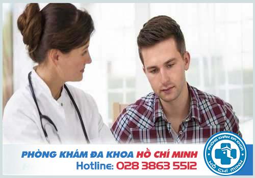 Khám nam khoa giúp ổn định tâm lý nam giới