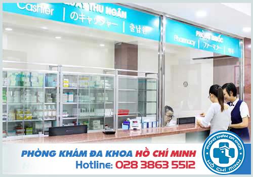 Phòng khám nam khoa ở huyện Nhà Bè uy tín nhất