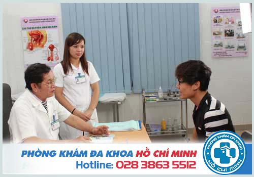 Phòng khám nam khoa uy tín ở Tây Ninh