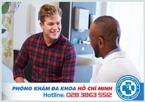 Đa Khoa Nam Bộ là địa chỉ phòng khám nam khoa tốt nhất tại TPHCM