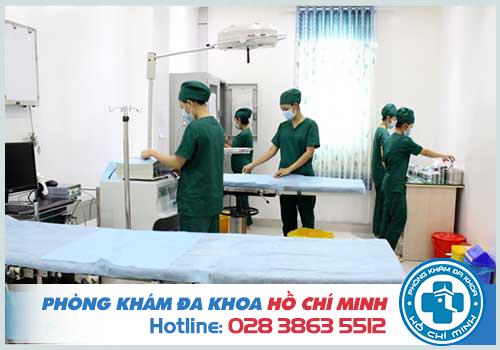 Địa chỉ phòng khám phụ khoa ở huyện Nhà Bè uy tín
