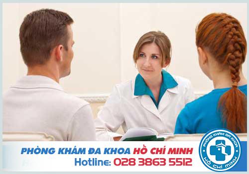 Phòng khám phụ khoa ở quận 5 chất lượng