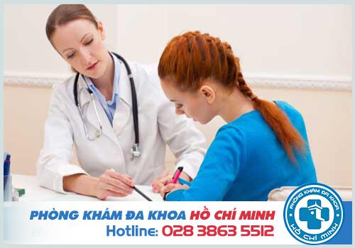Phòng khám phụ khoa ở quận Bình Tân khám nhanh chính xác