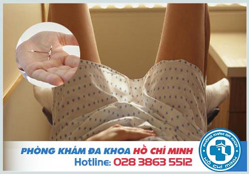 Địa chỉ tháo vòng tránh thai an toàn nhanh chóng tại TPHCM