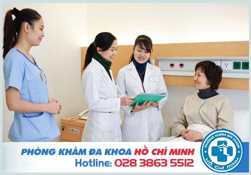 Nên chữa trị bệnh lậu ở những cơ sở y tế uy tín