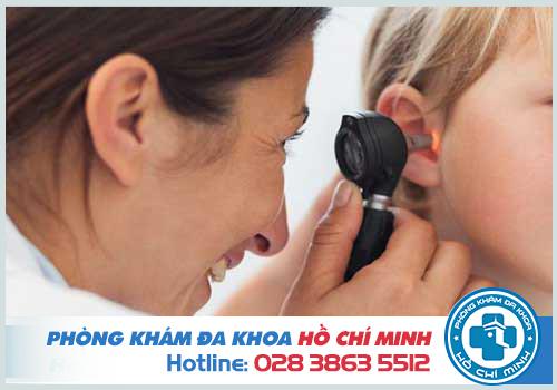 Chữa điếc một bên tai tại phòng khám Đa Khoa TPHCM