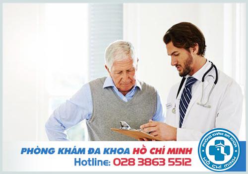 Điều trị rò hậu môn ở bệnh viện nào uy tín