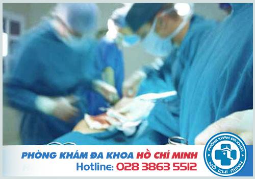 Quy trình khám chữa rò hậu môn an toàn hiệu quả