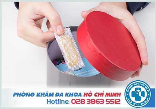 Bảo quản bao cao su đúng cách để nâng cao hiệu quả an toàn