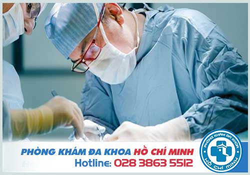 Phẫu thuật giãn tĩnh mạch tinh hoàn hết bao nhiêu tiền