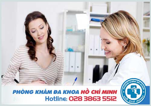 Địa chỉ siêu âm thai ở quận Gò Vấp, Thủ Đức, Quận 12