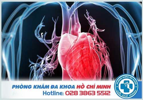 Hình ảnh giang mai chèn ép tim mạch, xương khớp