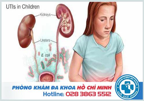 Bệnh viêm đường tiết niệu ở nam giới và phụ nữ do vệ sinh vùng kín không tốt