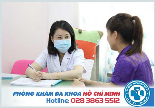 Khám bệnh viêm âm đạo tại Đa khoa Đại Đông