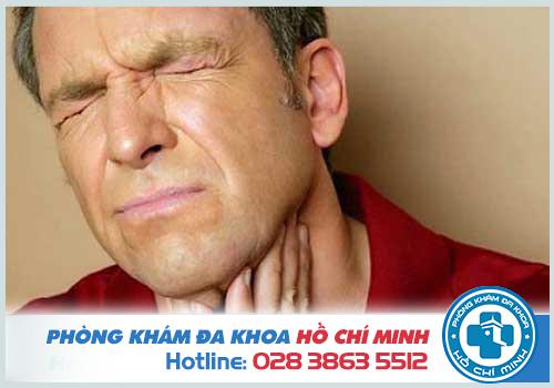 Viêm amidan hốc mủ và viêm amidan quá phát gây nguy hiểm cho người bệnh