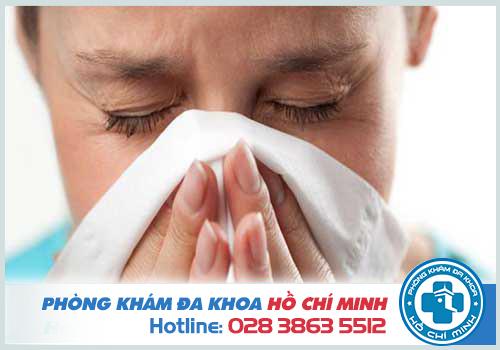 Hình ảnh viêm mũi dị ứng ở người lớn và trẻ em