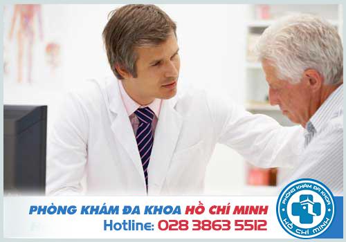 Chữa bệnh sùi mào gà ở bệnh ở Da liễu Trung ương TPHCM