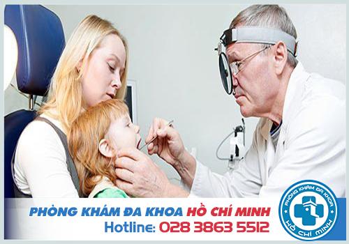 Khám họng ở đâu tốt nhất cần dựa vào kinh nghiệm của bác sĩ