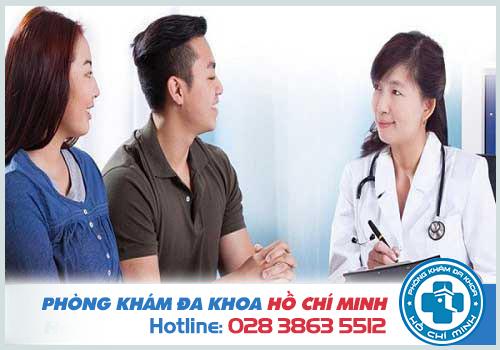 Khám kiểm tra sức khỏe sinh sản nam giới và phụ nữ ở đâu TPHCM