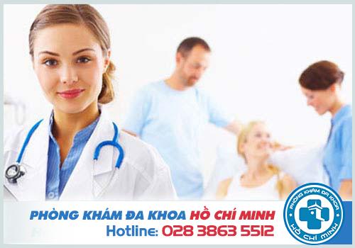 Phòng khám quy tụ đội ngũ y bác sĩ giỏi và giàu kinh nghiệm