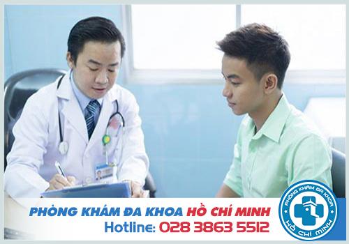Quy trình khám nam khoa ở bệnh viện Bình Dân như thế nào?
