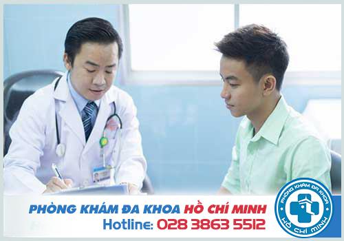 Ưu nhược điểm khi khám nam khoa ở bệnh viện Bình Dân