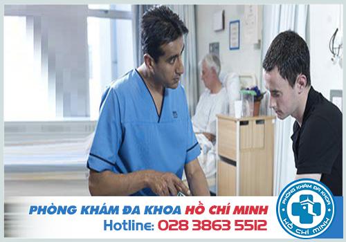 Khám nam khoa ở bệnh viện nào uy tín nhất?